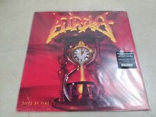 Atheist: Piece Of Time - Limited Edition Blue Color LP Vinyl Record 2013 USA