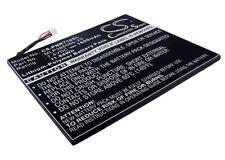 """NEW Battery for Pandigital Multimedia Novel 7"""" Novel Hacking PRD07T10WWH7 MLP385"""