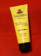 The Naked Bee 1-6.7 oz tube Moisturizing Hand and Body Lotion Nag Champa scented