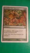 MTG Magic 9ED - Might of Oaks/Puissance des chênaies, French/VF