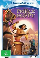 The Prince Of Egypt (DVD, 2003)