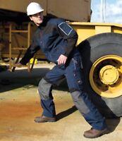 Mens Result Work-Guard Sabre Soft Shell Jacket Waterproof 3000mm Windproof