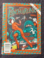 1996 PSYCHOTRONIC Video Magazine #22 FN+ Dolores Fuller