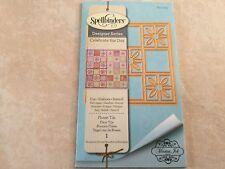 Spellbinders D-Lites Die ~ Flower Tile (1 Templates) ~ S3-245 NEW