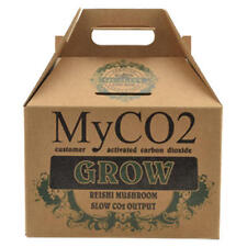 MyCO2 Mushroom Bag Grow Formula - slow co2 output generator customer activated