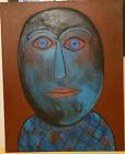 ¡¡ OFERTA !! 01- HILDA VIDAL Óleo sobre lienzo-Oil on canvas-Huile sur toile
