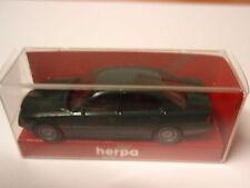 Herpa 021685 bmw 750i verde oscuro 1:87 nuevo embalaje original U.