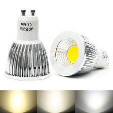 1PC Ultra Bright GU10 Dimmable LED COB Spot light bulb 9W Warm White 85V~265V !e