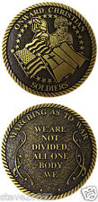 NEW Onward Christian Soldier Challenge Coin. Made in USA.