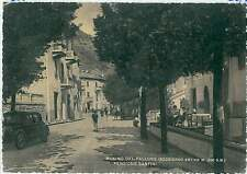 CARTOLINA d'Epoca BOLOGNA provincia : Molino del Pallone - PENSIONE SANTINI 1953