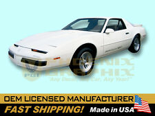 1987 1988 1989 1990 Pontiac Firebird Formula 350 Decals & Stripes Kit