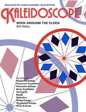 Kaleidoscope Rock Around The Clock Bill Hayley Pop Sheet Music Book