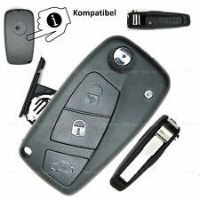 Ford Ka  Auto Funk Klapp Schlüssel repair Ersatz 3 Tasten Gehäuse  08-16