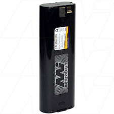 7.2V 2.5Ah Replacement Battery Compatible with Ryobi B72A