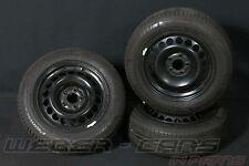 - > AUDI a4 8k 4x cerchio in acciaio CERCHI 8k0601027a & MICHELIN 205 60 r16 gomme estive