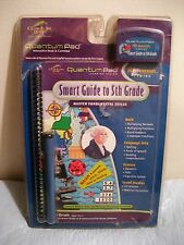 """NEW LEAP FROG QUANTUM PAD """" smart guide to 5th grade"""" new in sealed plastic"""