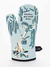 Blue Q Oven Mitt Bitches Get Stuff Done Humourous Funny Quirky Christmas Gifts