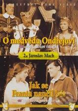 O medvedu Ondrejovi + Jak se Franta naucil bat Czech DVD Pal All Mach Full Scree