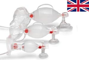 Ambu Spur II Resuscitation Device | Bag Valve Mask (BVM) | Trusted UK Seller
