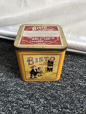 Vintage Bisto 5lb Gravy Tin