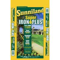 Sunniland 20-lb 4000-sq ft Lawn Fertilizer (0-0-0) Palm Trees Shrubs And Lawns