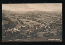 Wales Denbighshire CYFFYLLIOG General view c1930 PPC