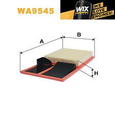 1x Wix Air Filter WA9545 - Eqv to Fram CA10509