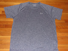 Under Armour Short Sleeve Navy Blue/Gray Jersey Mens 3Xl Excellent Condition