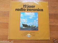 LP RECORD VINYL VERONICA SCHIP 12 JAAR RADIO VERONICA SCHOCKING BLUE,GOLDEN EARR