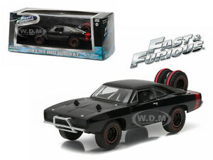 DOM'S 1970 DODGE CHARGER R/T OFFROAD FAST & FURIOUS FAST 7 1/43 GREENLIGHT 86232