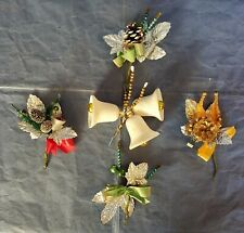 Vintage Christmas Corsages