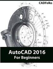 AutoCAD 2016 per i principianti