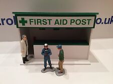 1:32 Scale First Aid Post Building Ninco Scalextric Carrera SCX building