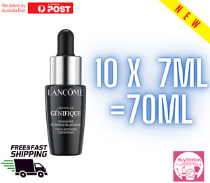 Lancome Advanced Genifique Youth Activating Concentrate - 7 ml x 10 =70ml *NEW*