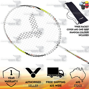 VICTOR Badminton Racket HX500 C Control Pro Balance Light Racket