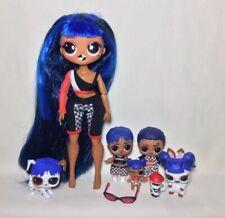 LOL Amazing Surprise Downtown Family Set Doll Lot City Slicker Boi Boy BB
