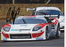 Christoffer Nygaard Hand Signed 7x5 Photo - FIA GT Championship.