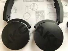 AKG wireless Bluetooth headphones- black Y50bt C50bt