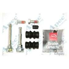 Fits Alfa Romeo 147 1.6 16V T-Spark ECO Apec Rear Brake Caliper Guide Sleeve Kit
