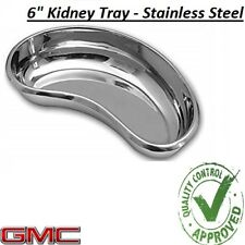 """Professional Surgical KIDNEY TRAY DISH BASIN Stainless Steel - 6"""" KIDNEY TRAY"""