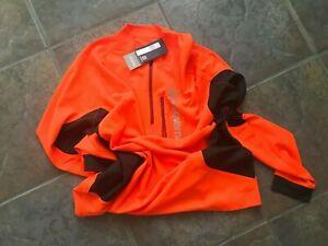 New Original Husqvarna Technical Work T-Shirt Short Sleeve XL 58 Free Shipping!