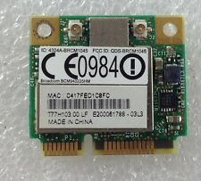 ACER Aspire 5741 33g32mn NEW70 WIFI WI-FI WLAN Wireless Card ORIGINALE bcm943225hm