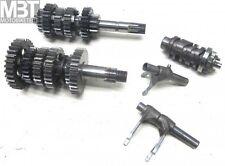 Suzuki SV 650 S AV Getriebe transmission Schaltgabeln Walze Bj.99-01