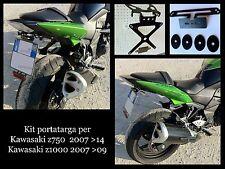 PORTATARGA KAWASAKI Z750 Z1000  2007/08/09/10/11/12