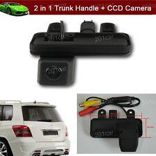 Trunk Handle + Reverse Camera Parking For Mercedes Benz E260 E300 E350 E63 AMG