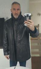 Pre-End Mens nappa leather jacket sz 52 RRP £395