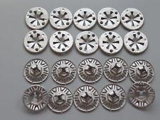 20x Rondella di Fissaggio Copertura Del Motore Lamiera Protezione Calore per