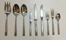 TOWLE STERLING LAUREATE 1968 VARIOUS PIECES