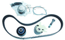 PEUGEOT 407 2.0 HDi TIMING CAM BELT KIT + WATER PUMP TENSIONER IDLER PULLEY