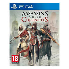 Assassin's Creed Chronicles - PS4 neuf sous blister VF